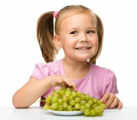 Zdravý jídelníček dítěte